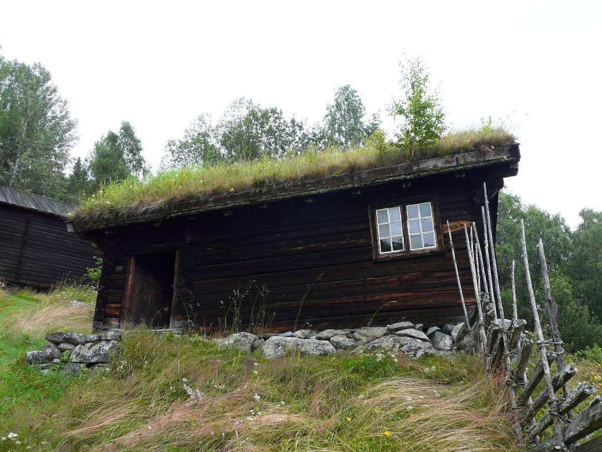 Norvège : Vallée de la Numédal