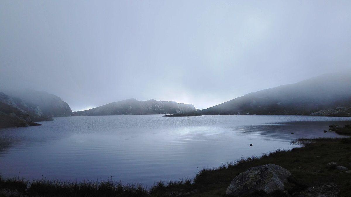 Norvège : Le Lifjell dans le Télémark