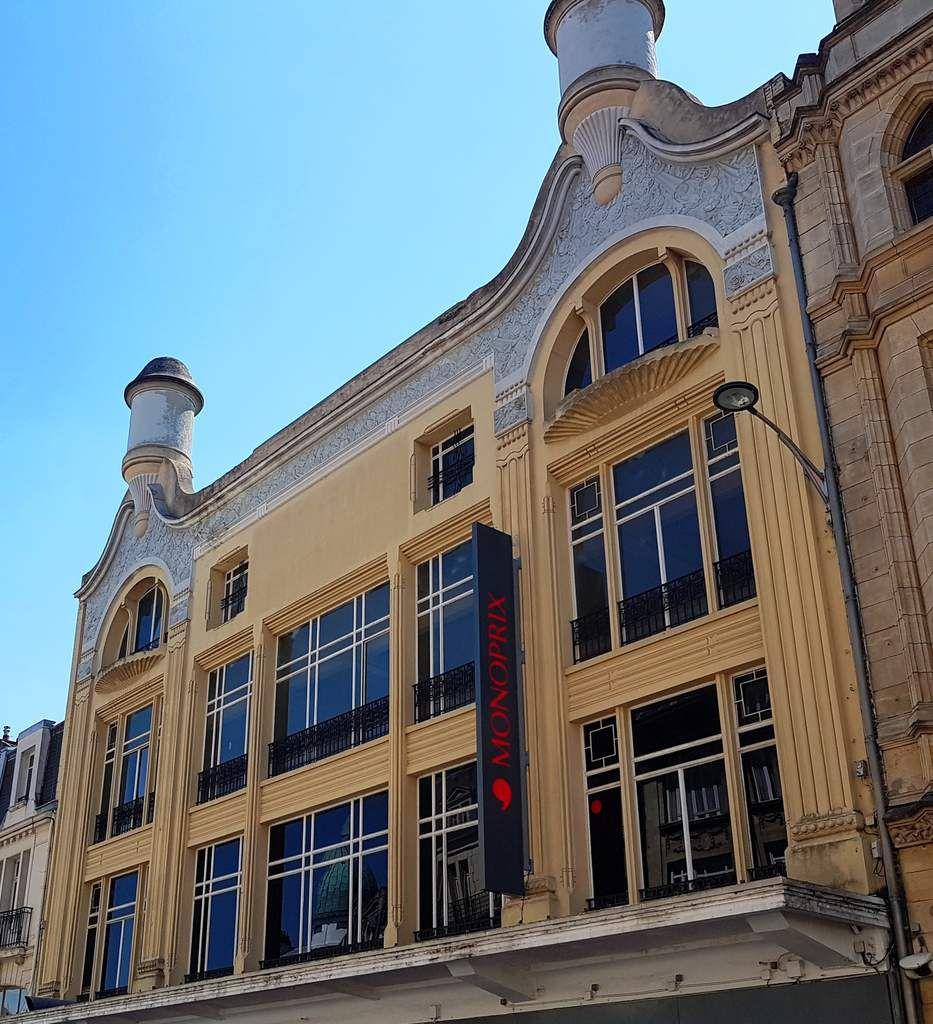 Saint Quentin, Art Déco