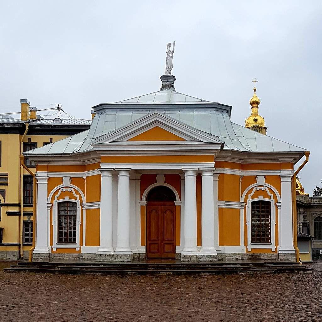 Saint Pétersbourg : le quartier de l'île de Pétrogradskaya
