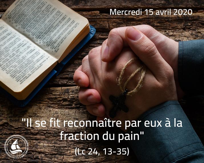 Même confiné, on peut prier et méditer ! n°20