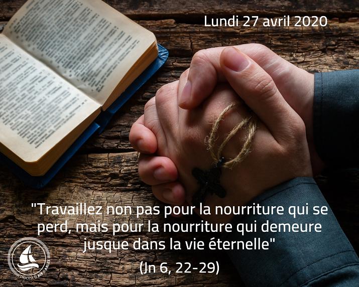 Même confiné, on peut prier et méditer ! n°30