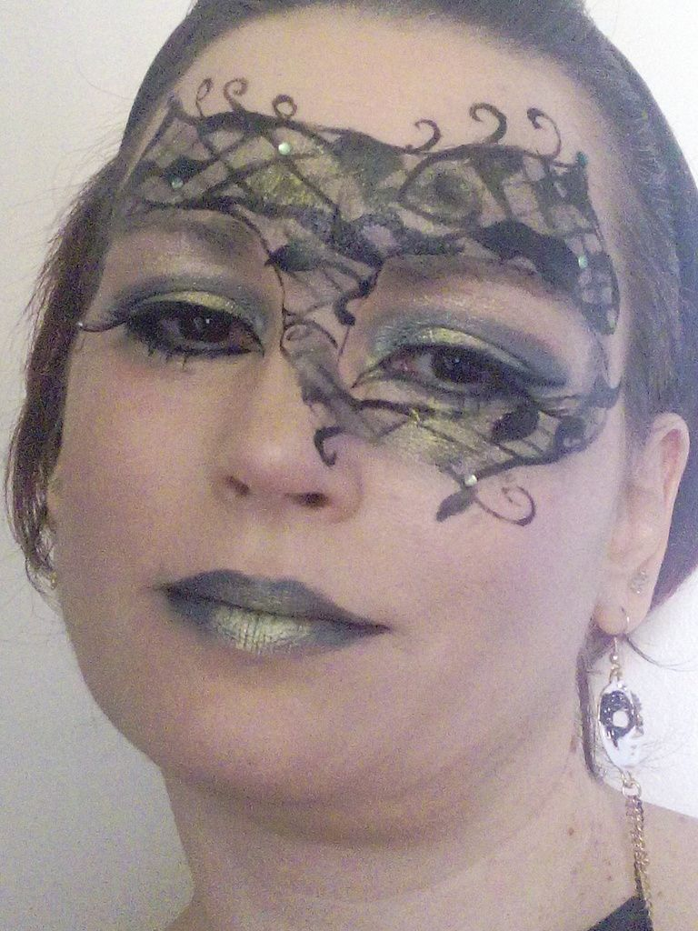Maquillage Concours L'Oréal GoPaintYourself....