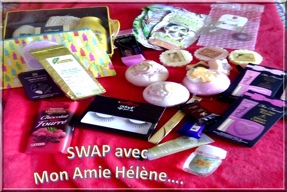 Swap entre Amies....