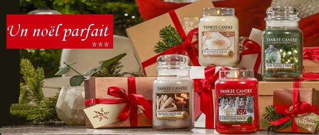The Perfect Christmas collection Yankee Candle Noël 2017....