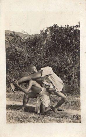 Fianarantsoa Lutte