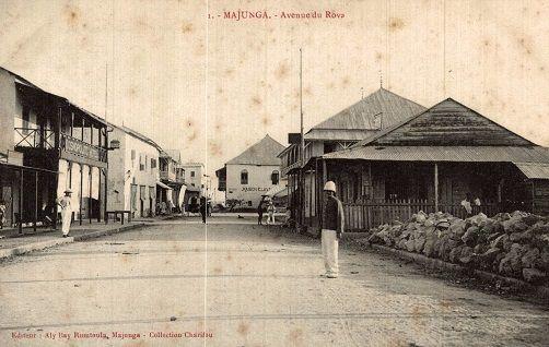 Majunga Avenue du Rova