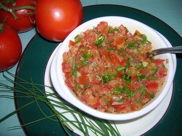 Rougail-tomates