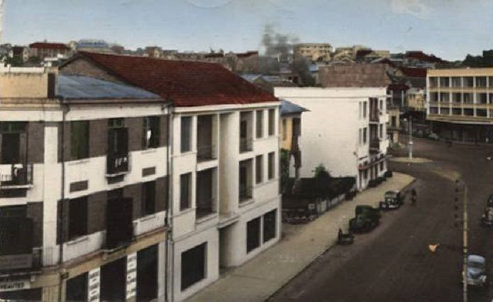 Rue Raybaud et place Callot