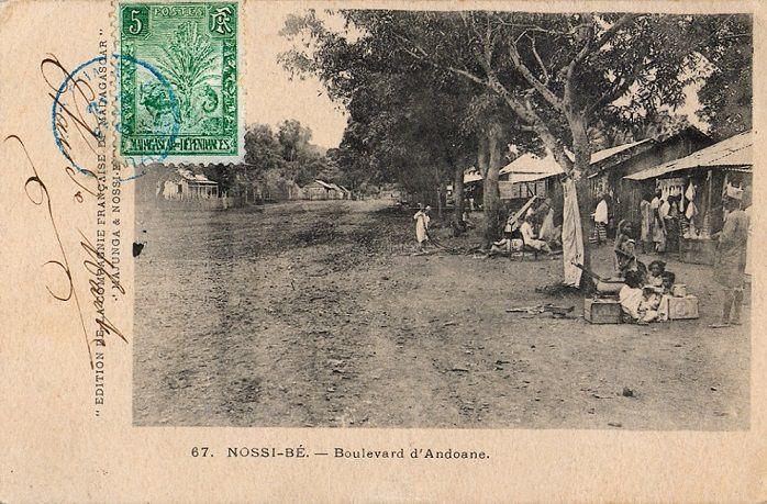 Boulevard d'Andoane