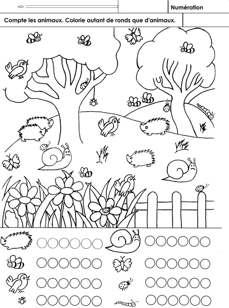 Coloriage ronds maternelle www - Coloriage ps maternelle ...
