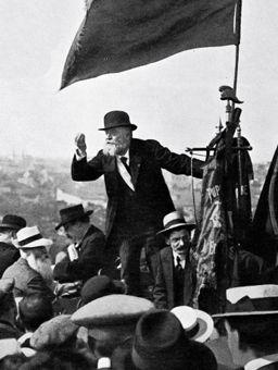 Jaurès et les pacifistes de 1914