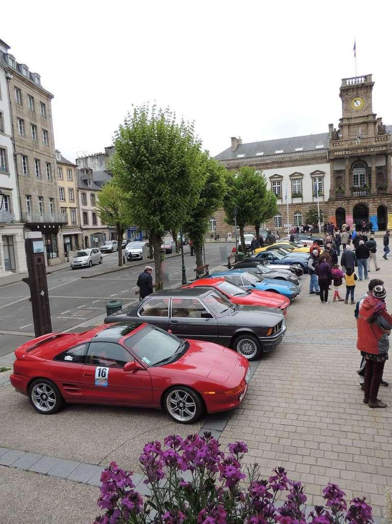 Toyota MR2, BMW 323i, Matra Murena, Alpine A 310, etc... une AC Cobra