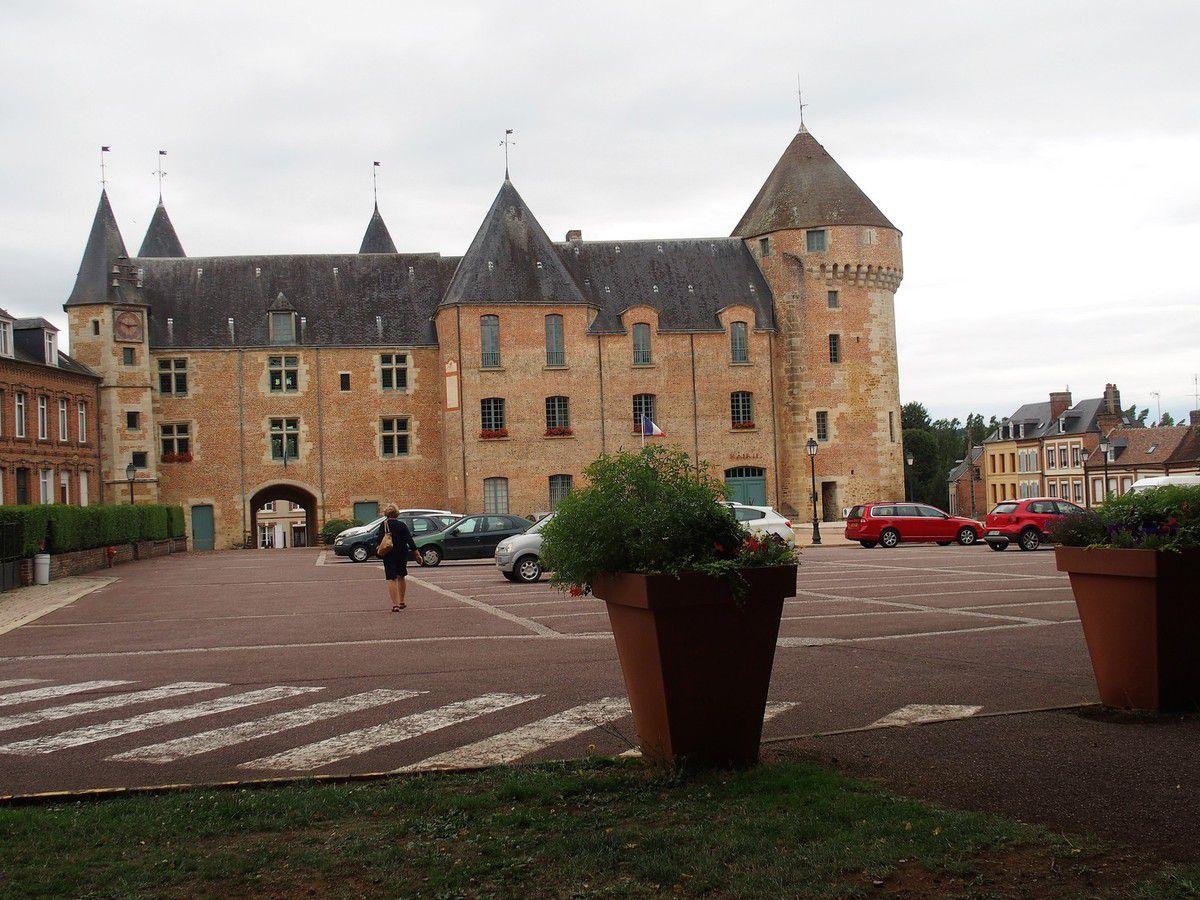 le chateau de Gacé  Isabelle Adjani   Frantz Liszt  Alexandre Dumas fils la fontaine de la dame aux camélias