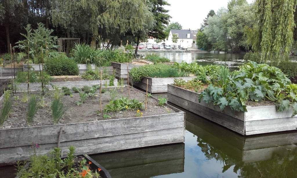 Le festival Art ville et paysages d'Amiens