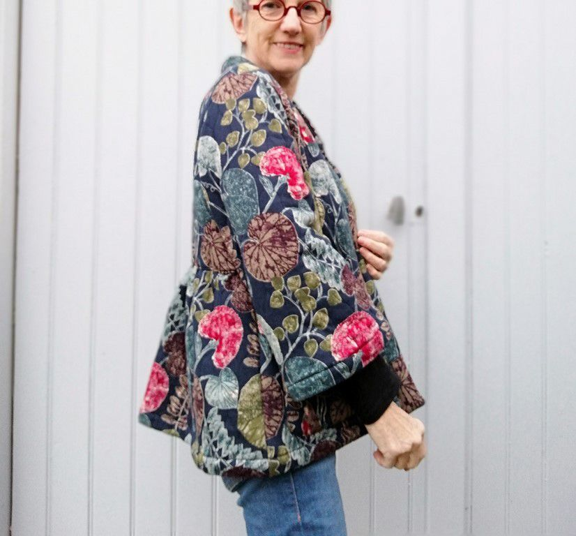 Deer and Doe veste Nénuphar
