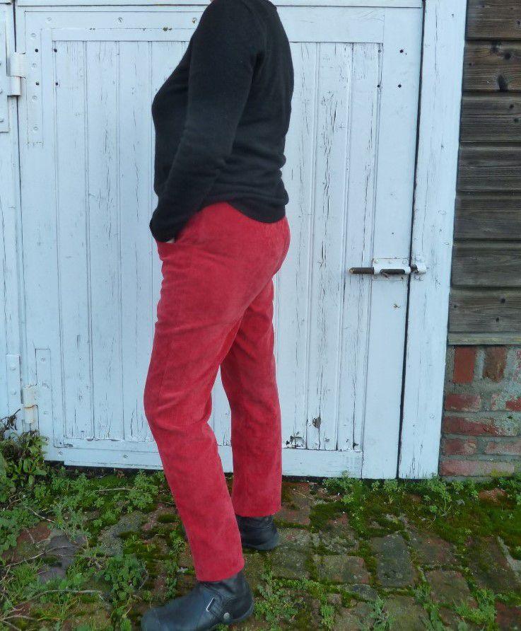 Dressed le pantalon