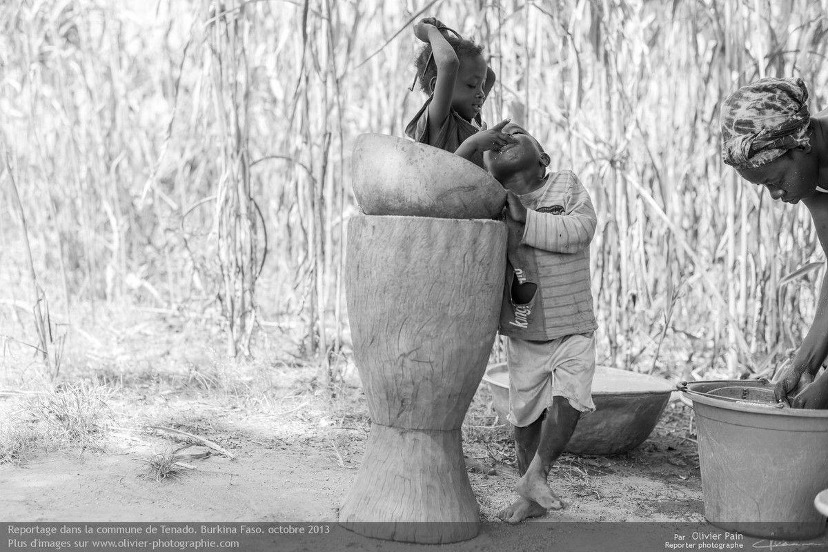 Photo : Les enfants sont tous les mêmes quel que soit le pays...