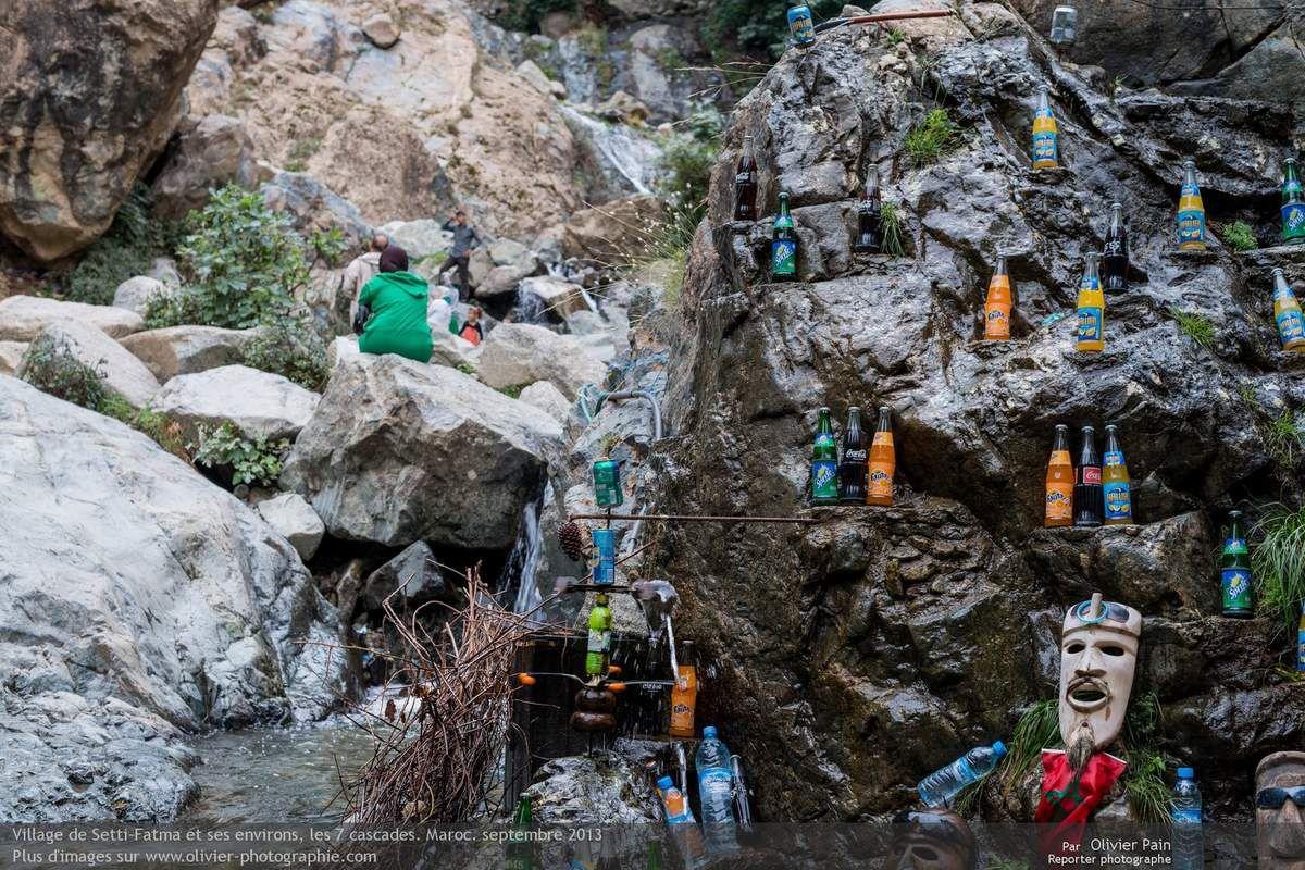 Reportage : Les 7 cascades, Maroc