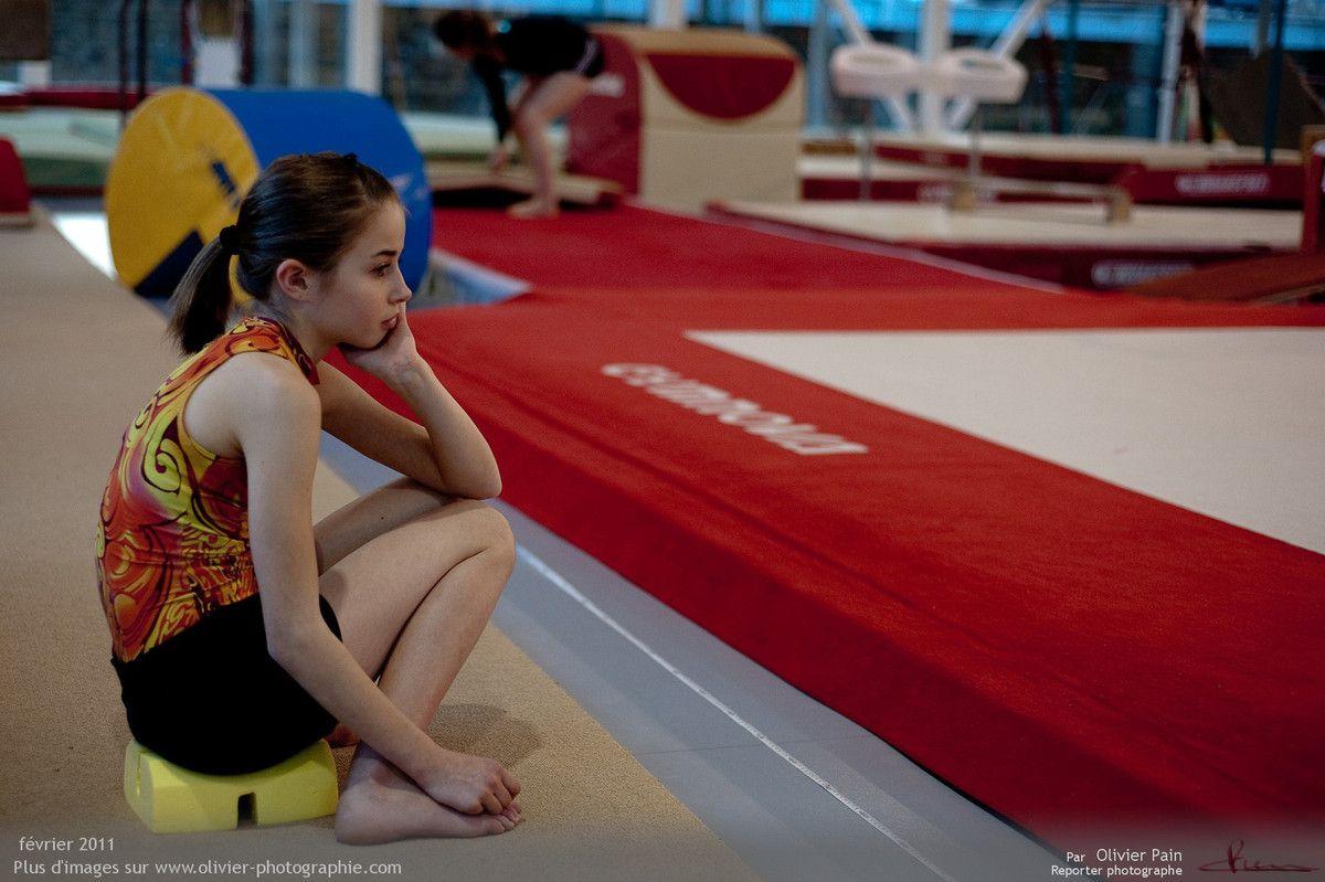 Photo : Nina qui attend...
