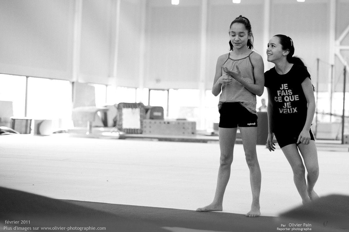 Photographie : Sofia et Kadidja.
