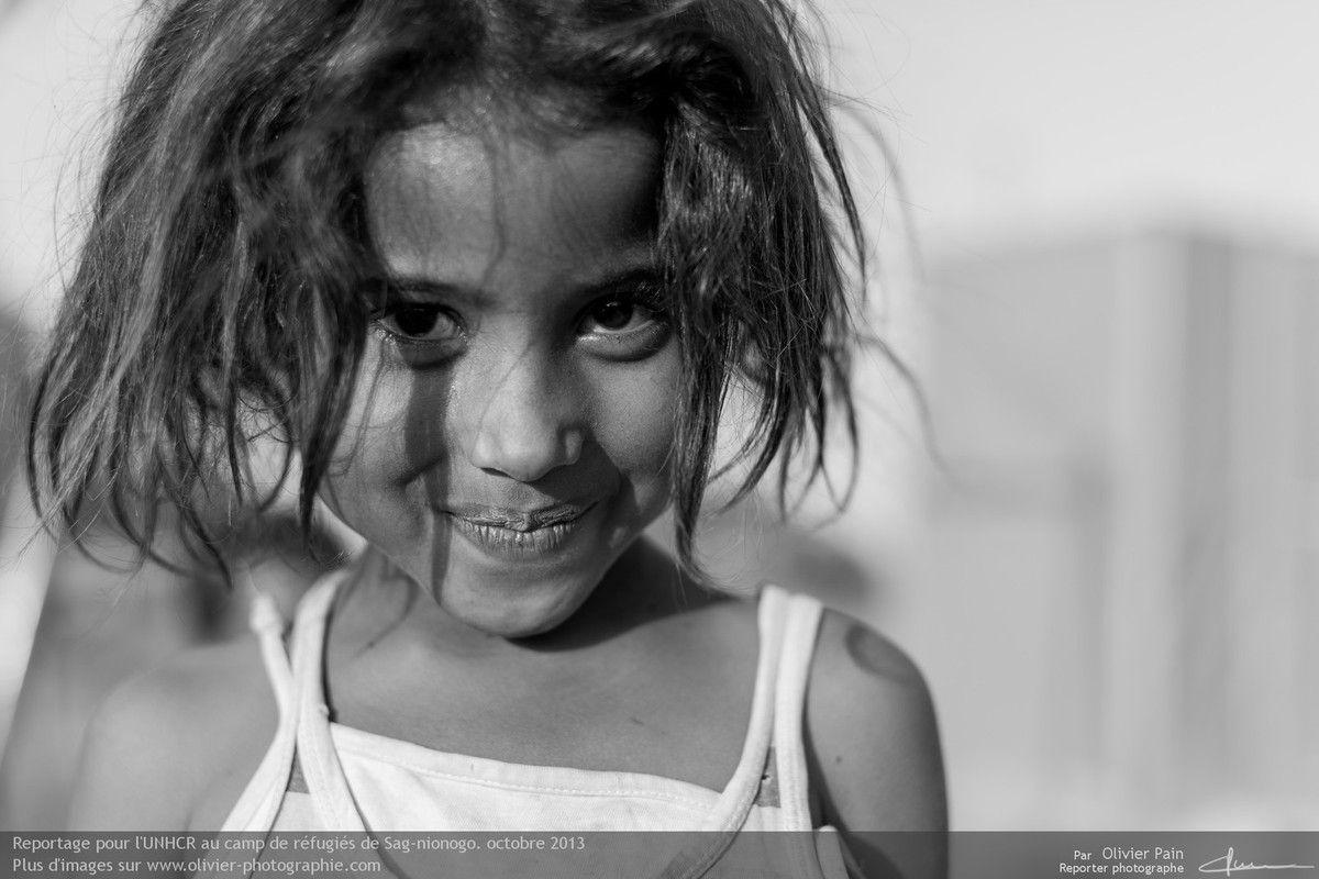 L'histoire d'Aïcha publiée par l'UNHCR, O. Pain, UNHCR