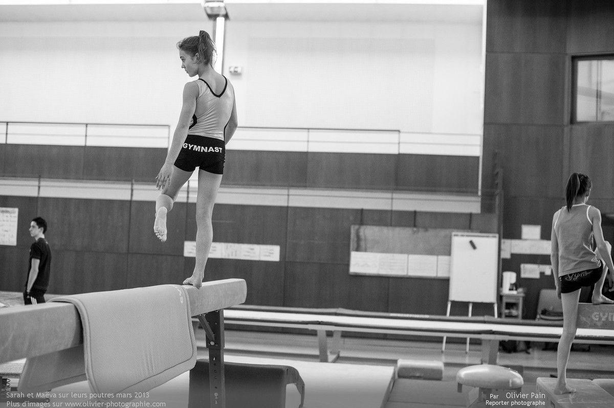 Reportage sur la gymnastique en France réalisé à Saint Pierre des Corps près de Tours. Suivi d'une équipe de jeunes gymnastes. Le reportage est toujours en cours.