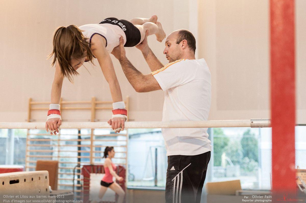 Reportage sur la gymnastique en France réalisé au gymnase du Val Fleuri à Saint Pierre des Corps à quelques km de Tours. Le thème du reportage est le suivi d'une équipe de jeunes gymnastes sur le long terme.