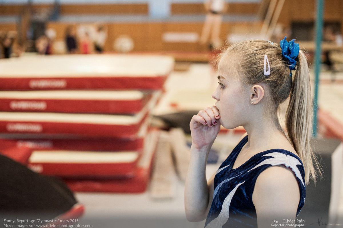 """Reportage sur la gymnastique : """"Gymnastes"""", Année 2013, le mois de Mars #4"""