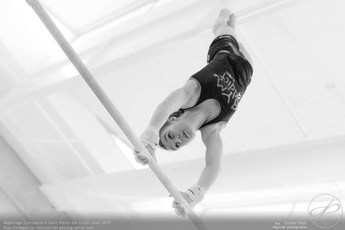 """Reportage sur la gymnastique """"Gymnastes"""" Année 2015, Le 26 Mars"""