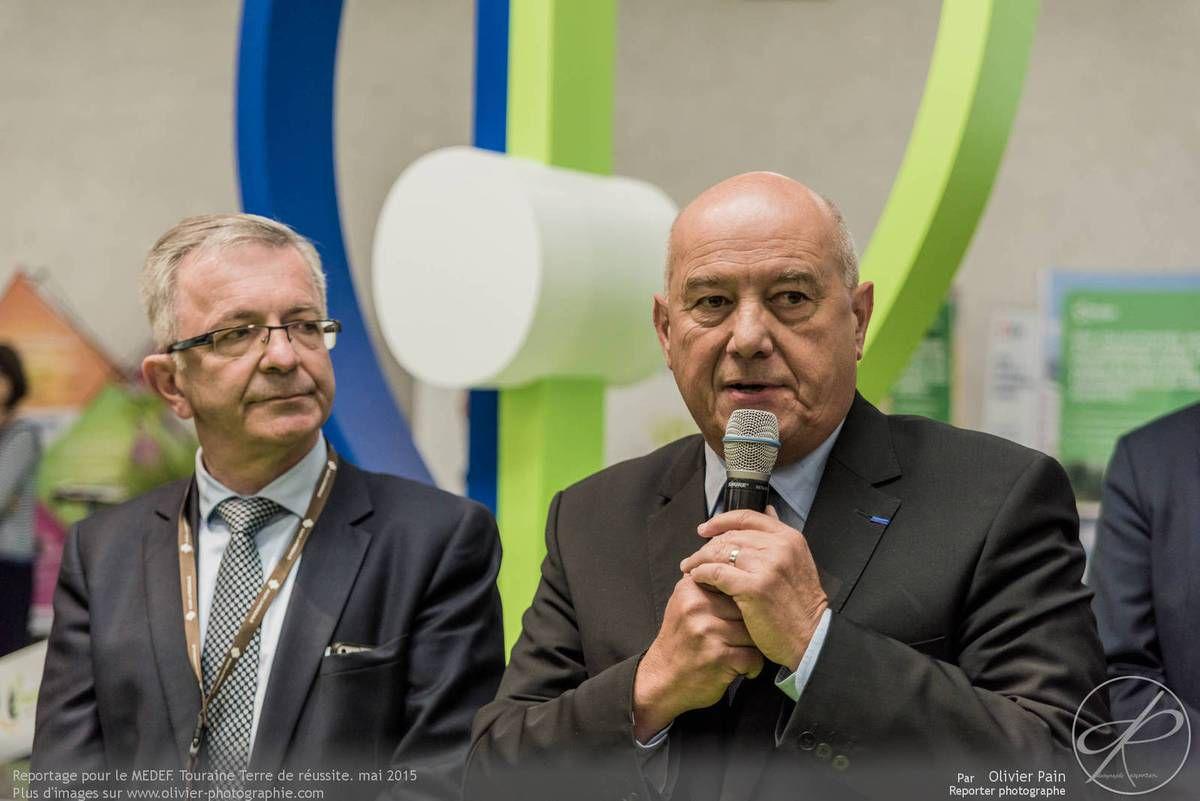 Les photos du jour, 22/05/2015 : Touraine terre de réussite, reportage pour le MEDEF, partie 3