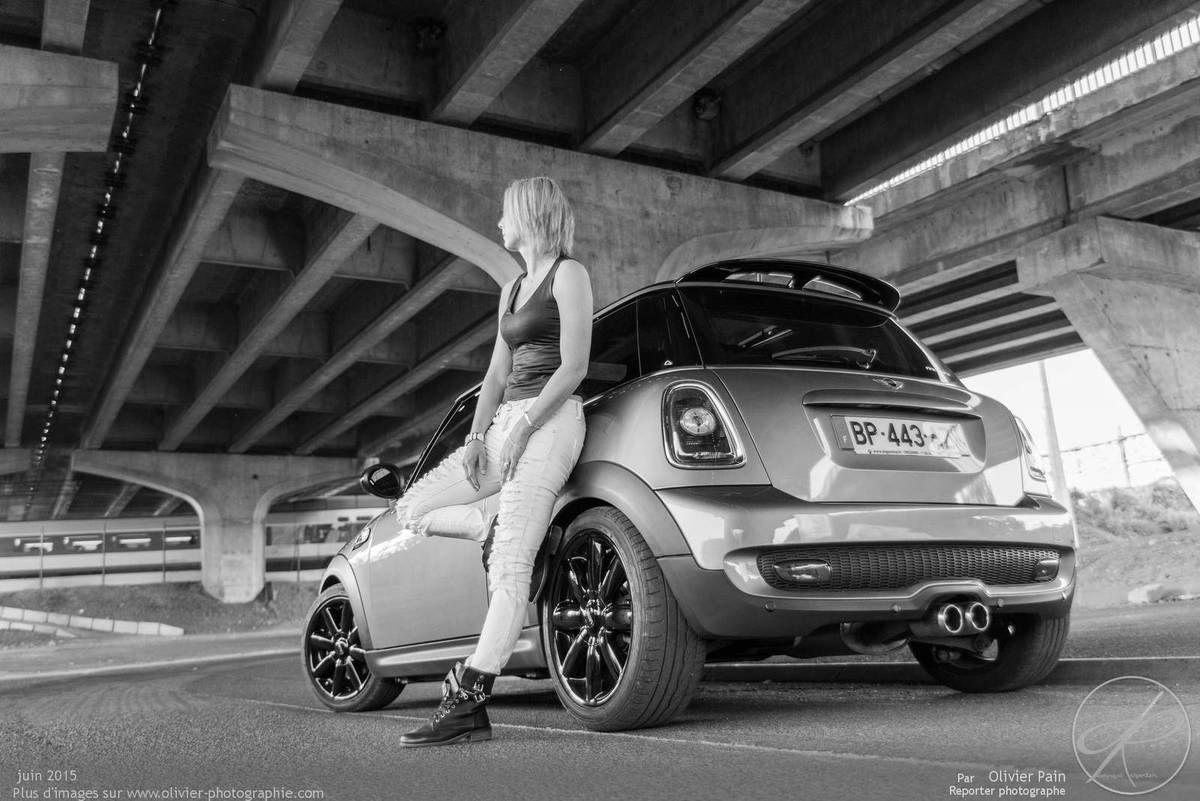 Les photos du jour, 08/06/2015 : Laura et sa mini
