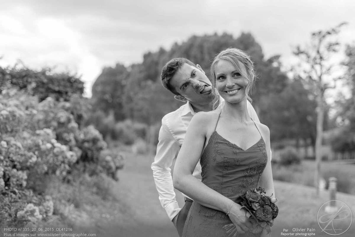 La photo du jour, 21/07/2015 : Reportage lors d'un mariage à Tours