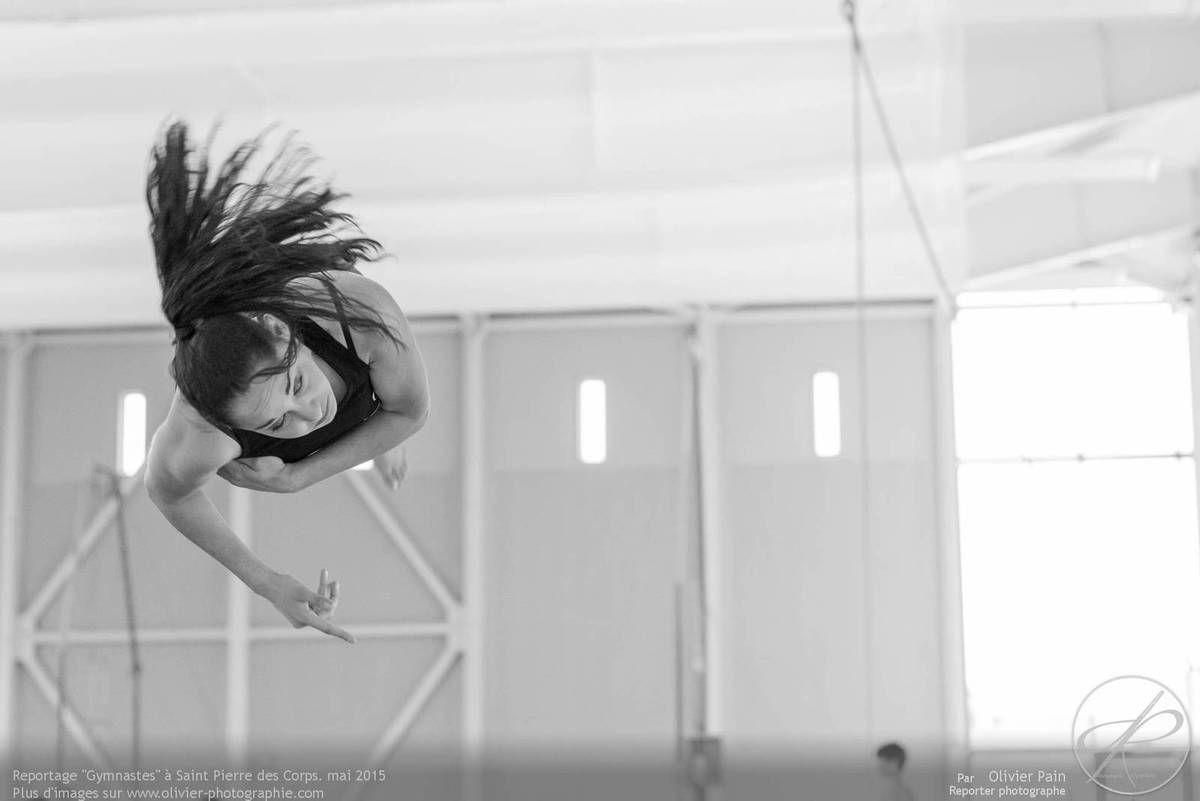 Reportage vidéo du 01/10/2014 sur la gymnastique artistique féminine