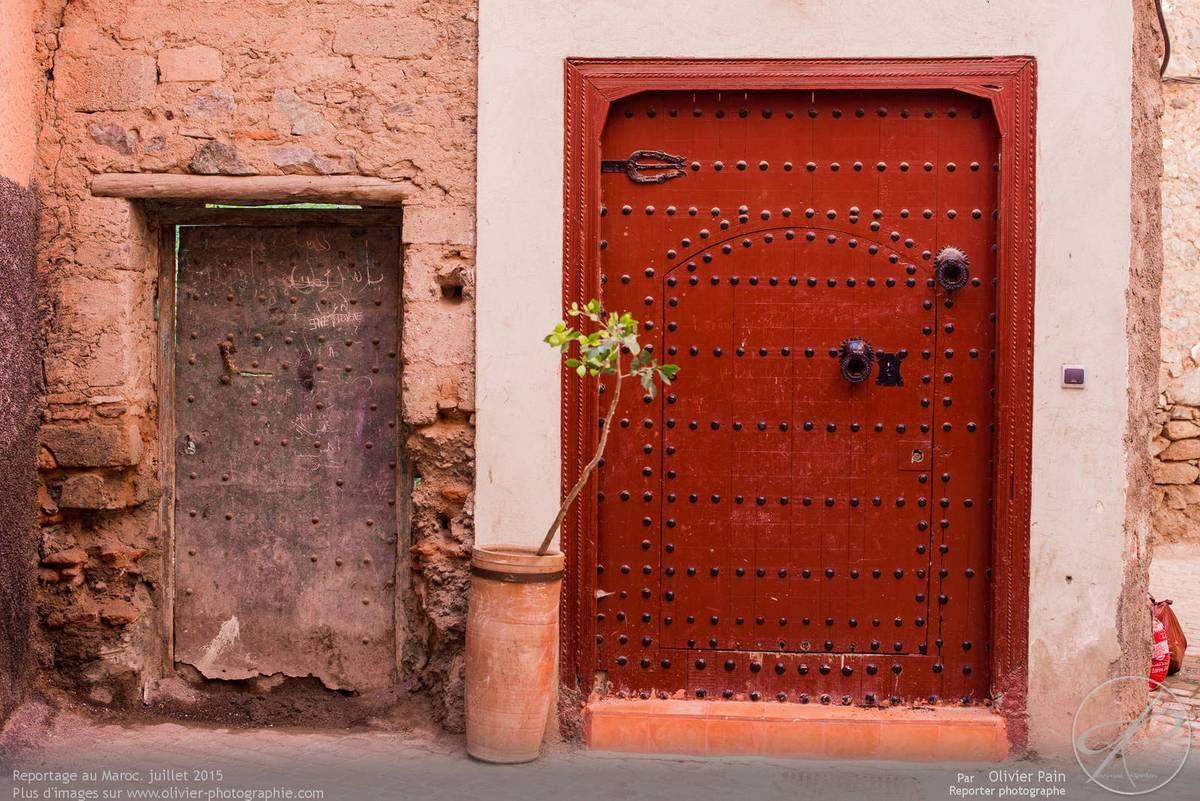 Photographies de rues au maroc à Marakech