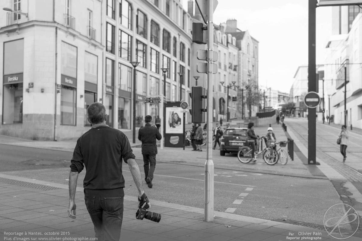 Photoreportage sur Nantes