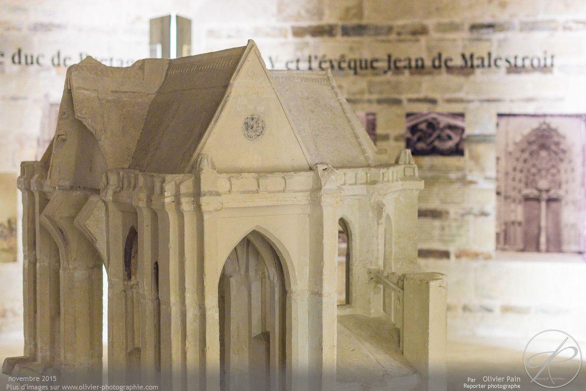 Visite de la cathédrale Saint Pierre et Saint Paul de Nantes