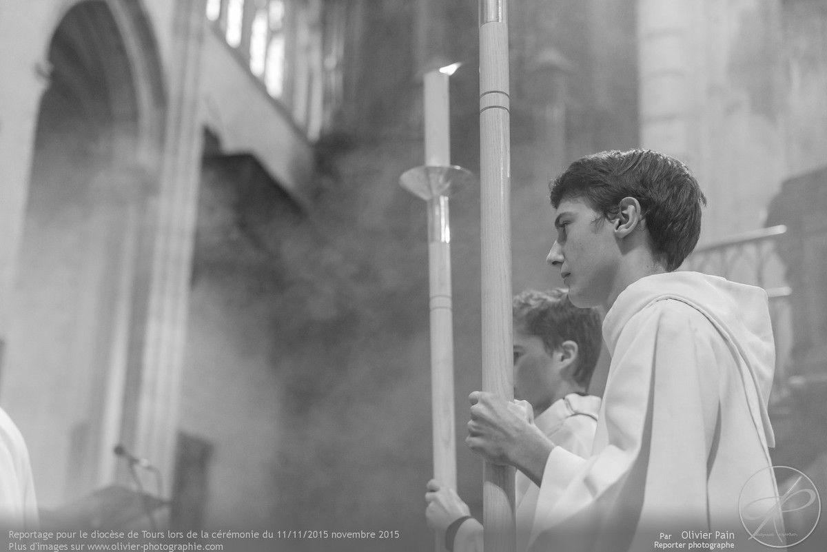 Reportage pour le 11 Novembre 2015 pour le Diocèse de Tours