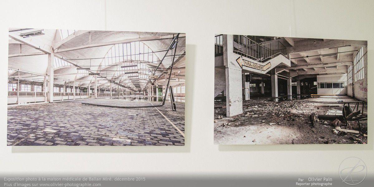 """EXPOSITION : Retrouvez l'exposition """"Abandon"""" à Ballan Miré"""