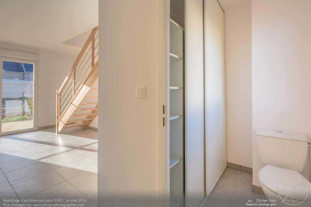 Photoreportage : Photographies d'architecture pour la société EXEO Promotion