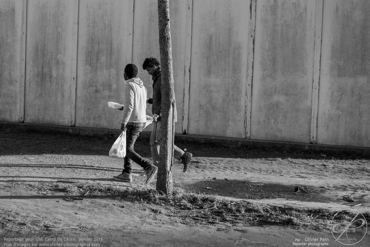Photoreportage : Rencontres (partie 3), réalisé pour GSF