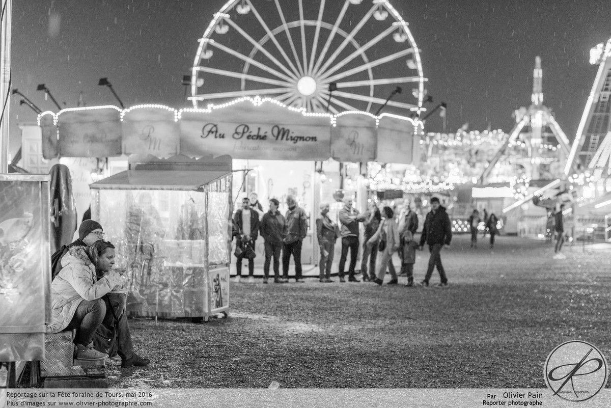 Reportage photo sur la foire de Tours. La fête foraine de Mai 2016.