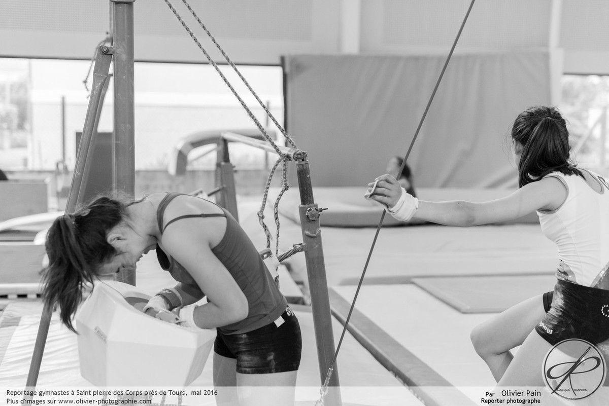 Reportage Gymnastes à Saint Pierre des Corps, le 12/05/2016 p2