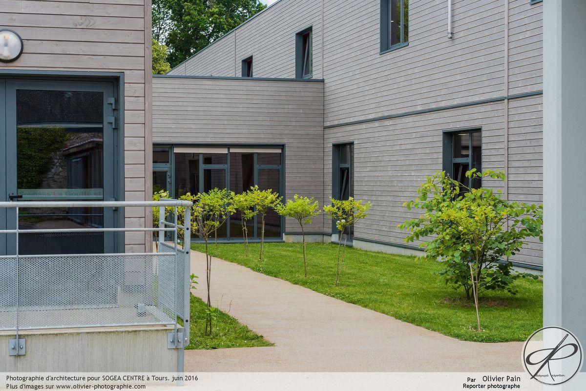 Reportage photo d'architecture pour SOGEA CENTRE à Tours.