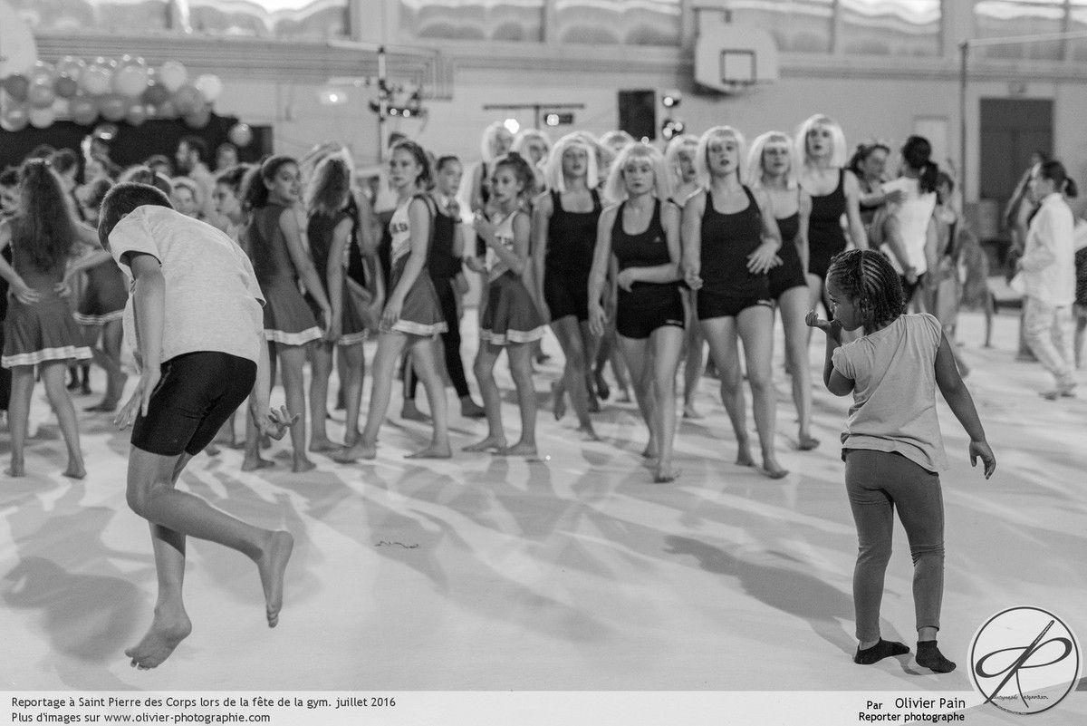 Reportage Gymnastes, la fête de la gym, partie 3