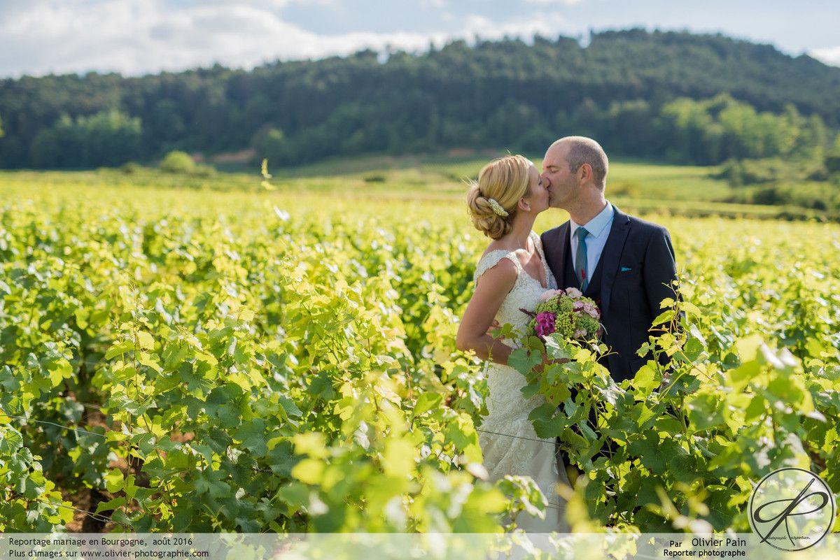 Encore un mariage génial en Bourgogne, partie 1