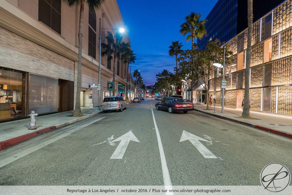 Photoreportage à Los Angeles aux Etats Unis