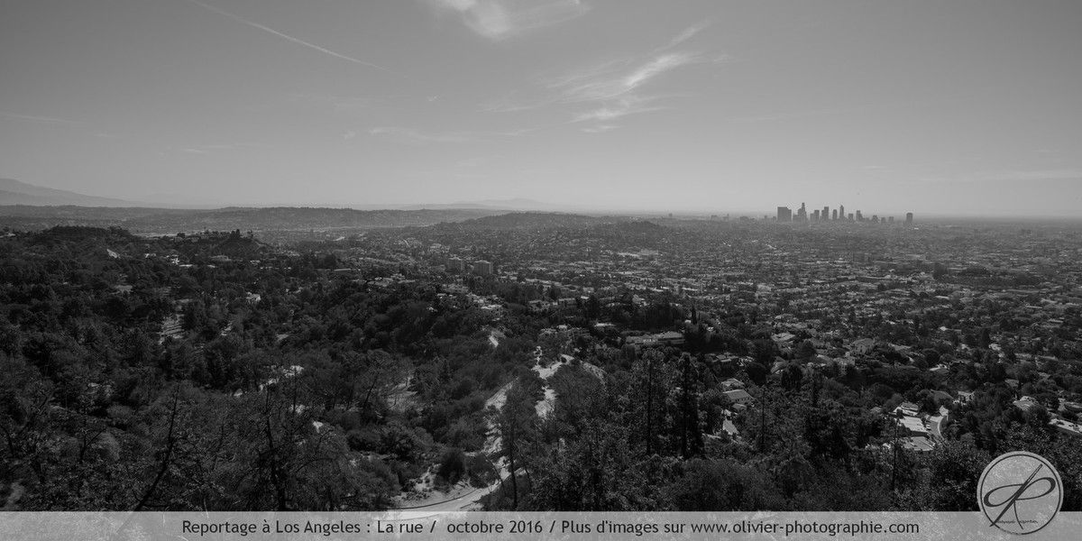 Photoreportage à Los Angeles