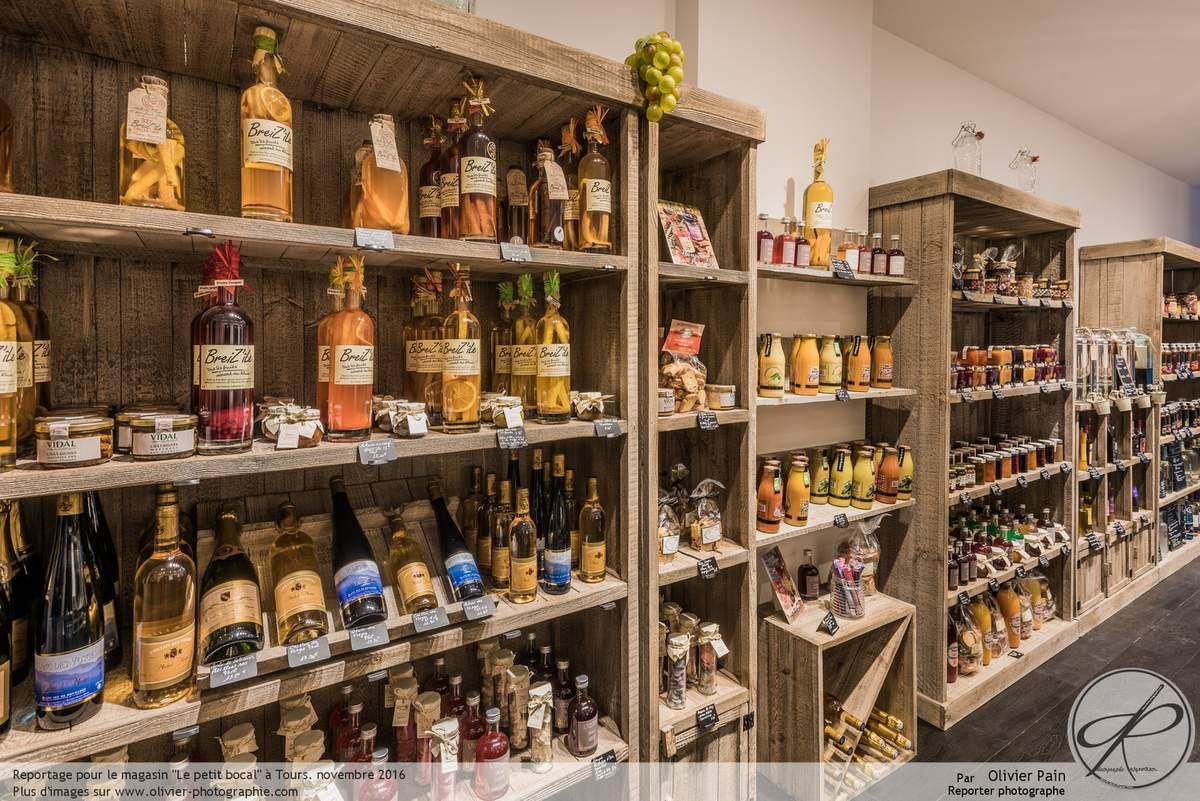 Reportage d'architecture à Tours pour le nouveau magasin le petit bocal
