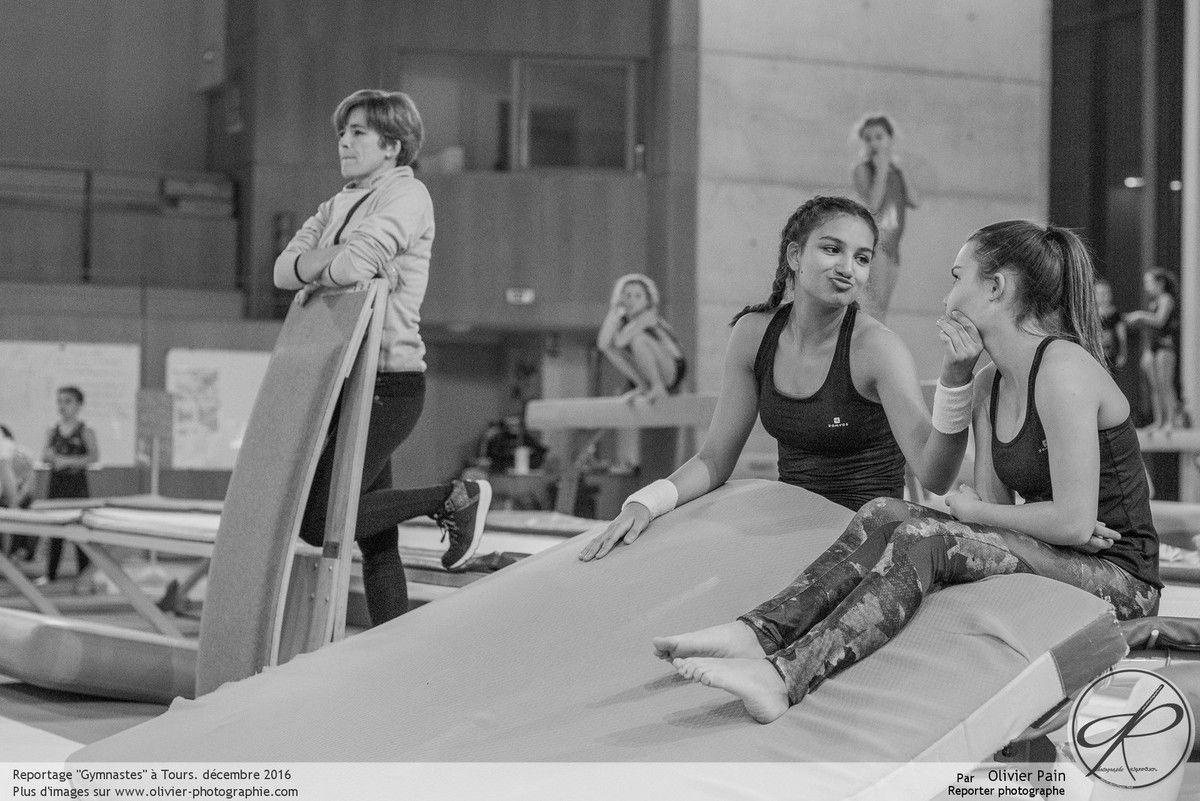 Photoreportage : Gymnastes, suivi de jeunes gymnastes de saint pierre des corps près de Tours. Reportage réalisé depuis 2010.